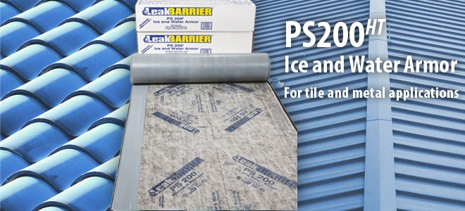 PS200HT Ice & Water Armor